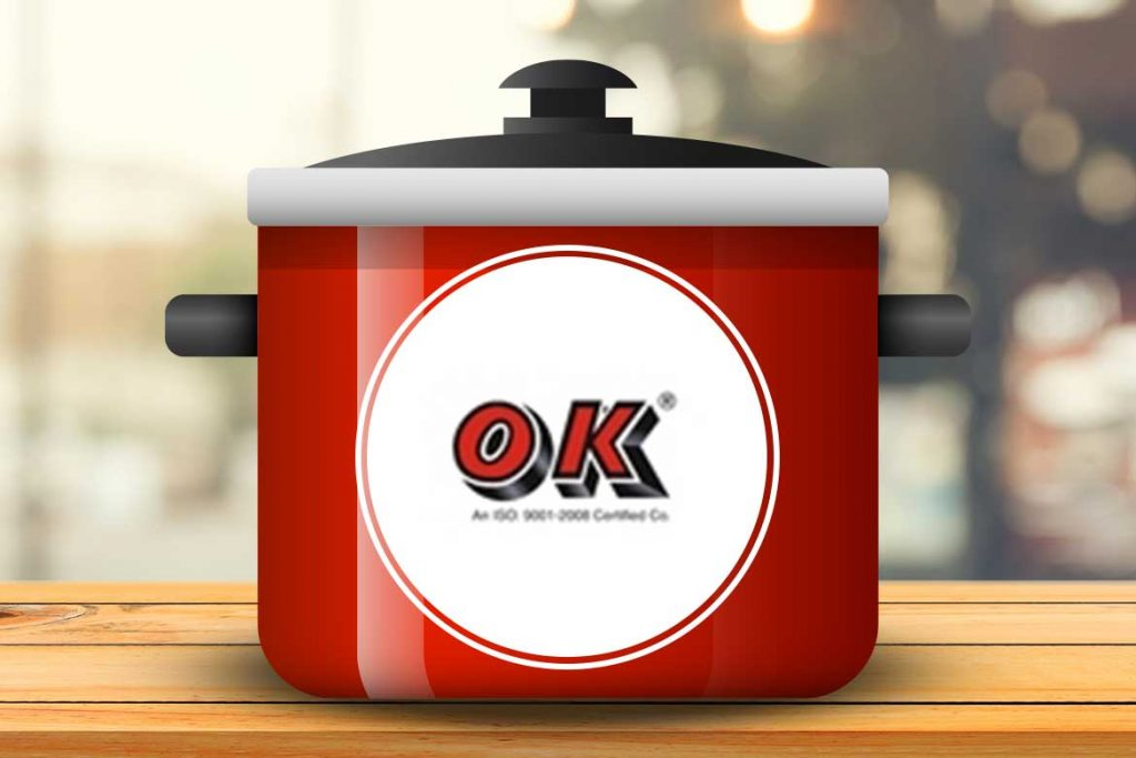 Okinds Stainless Steel Pressure Cooker