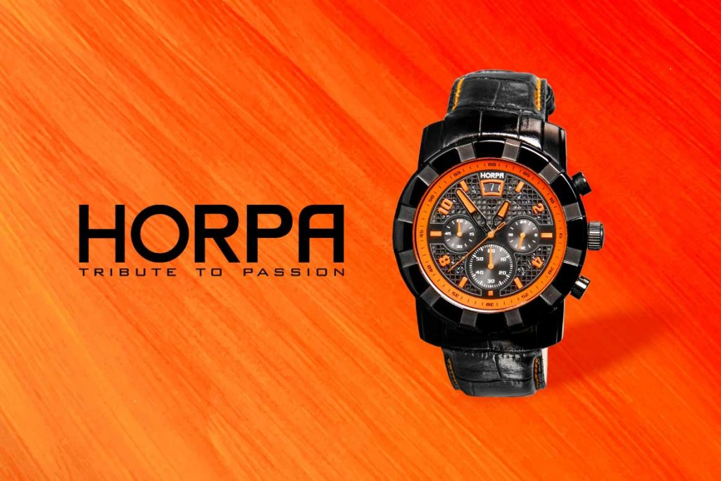 Made In India Watch Brand - Horpa