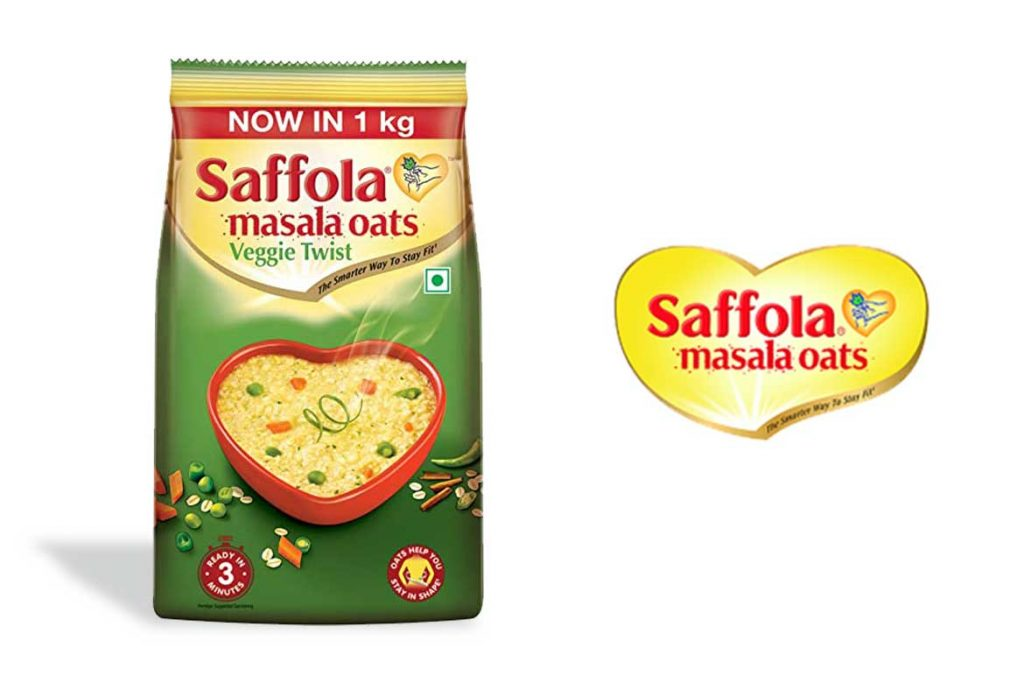 Made In India Oats Brands - Saffola Masala Oats