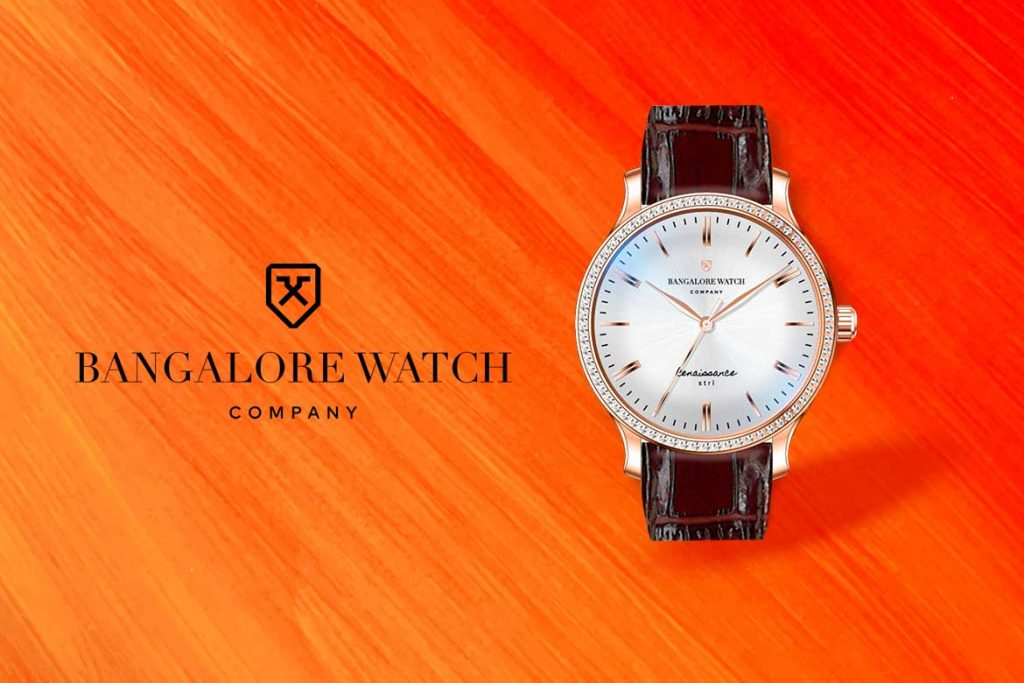 Made In India Watch Brand - Bangalore Watch Company