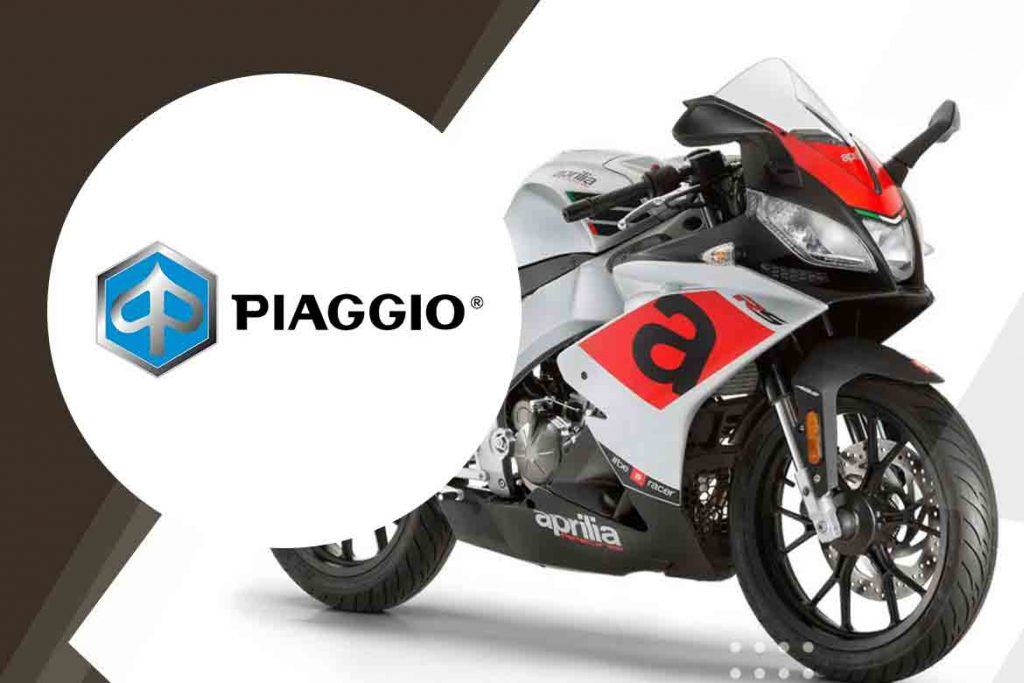 Indian Bikes Brand - Piaggio Vehicles