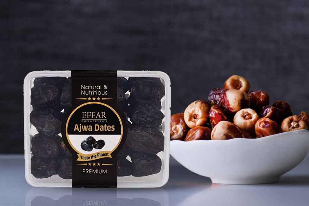 INDIAN DATES BRAND - EFFAR DATES AND DRYFRUITS