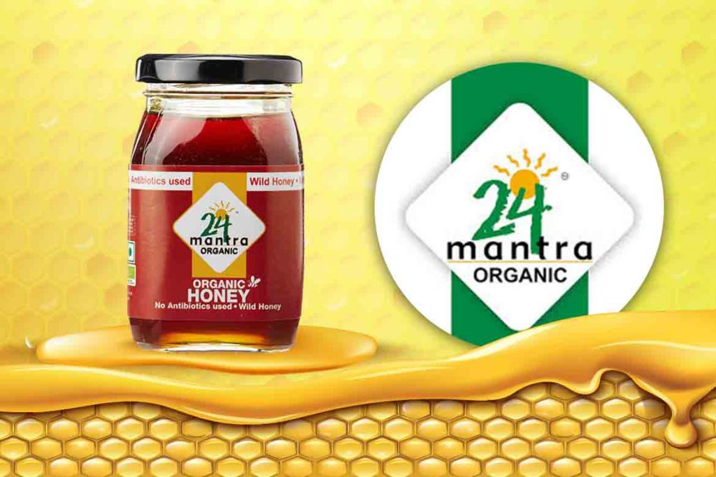 Made In India Honey Brands - Mantra Organic