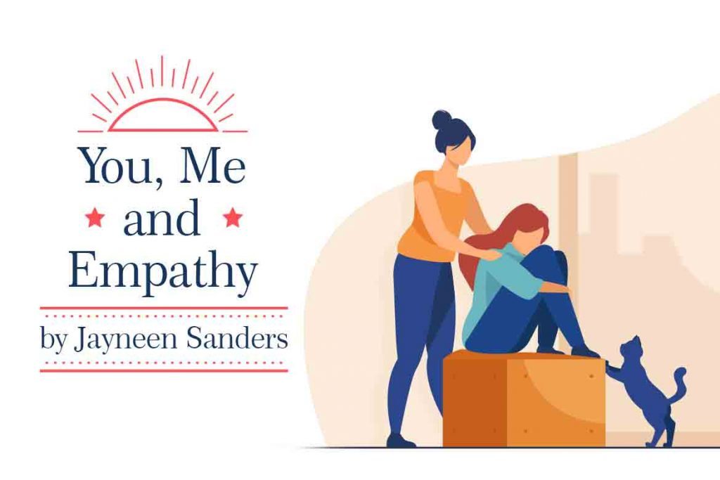 Anti-bullying Books Recommended for Kids - You, Me and Empathy by Jayneen Sanders