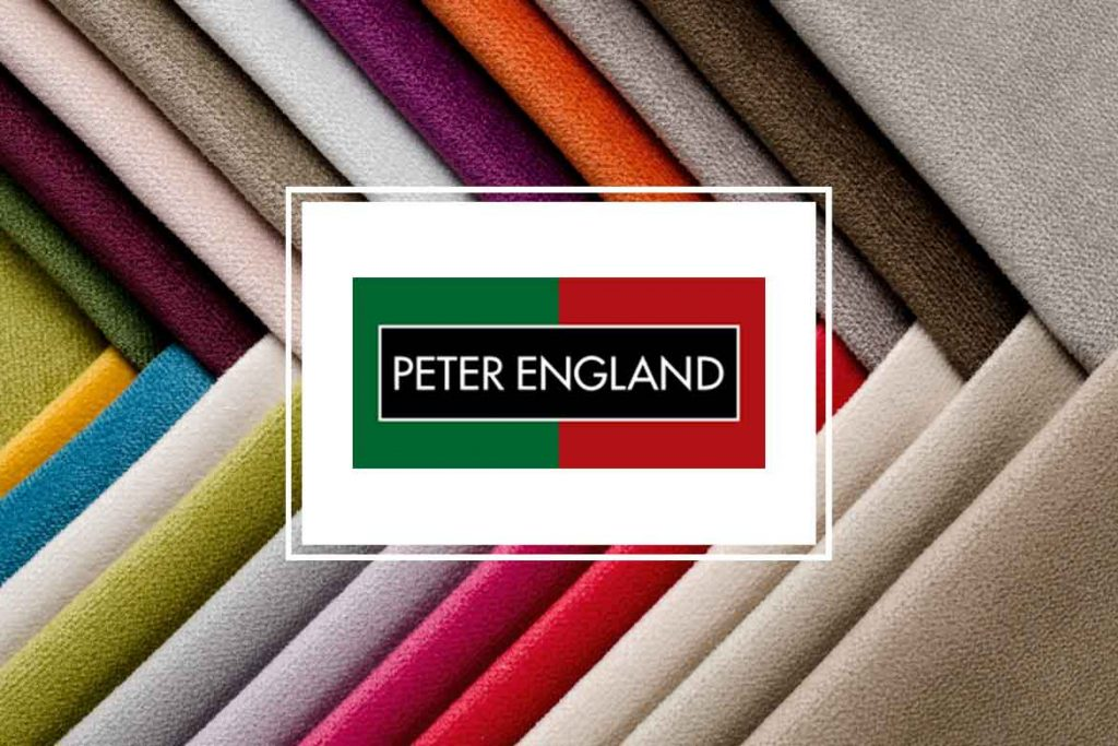 TEXTILE BRANDS OF INDIA - Peter England