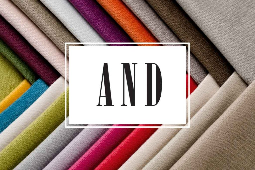 TEXTILE BRANDS OF INDIA - AND